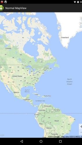 MapsSample_NormalView